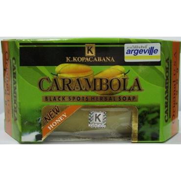Carambola Black Spot Herbal Soap
