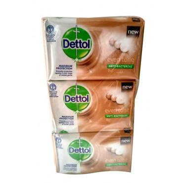 Dettol Eventone Anti-bacterial Soap 65g