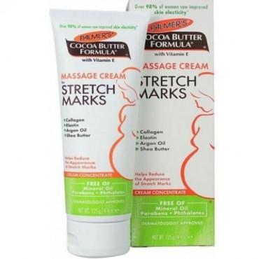 Palmier's Cocoa Butter Stretch Mark Massage Cream