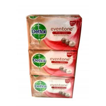 Dettol Eventone Pink Glow Soap 65g
